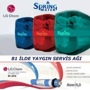 LG chem su arıtma cihazı