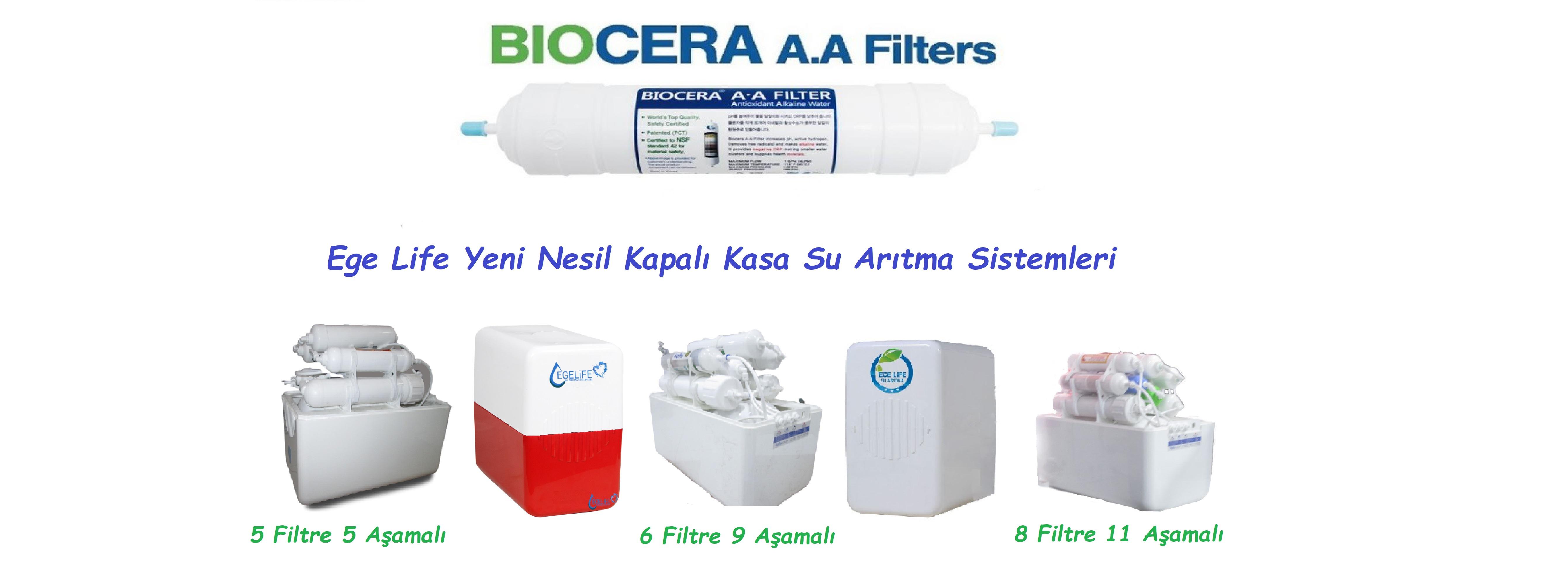 EgeLife Biocera Filtre